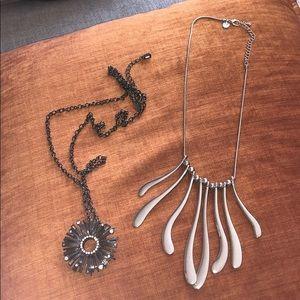 Jewelry - Brand new lia Sophia necklaces